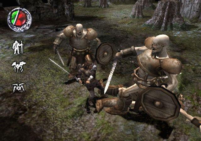 The Bard's Tale (2004) (PS2)  © VU Games 2004   7/7