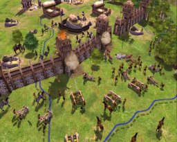 Empire Earth II (PC)   © VU Games 2005    1/3