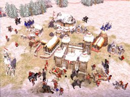 Empire Earth II (PC)   © VU Games 2005    2/3