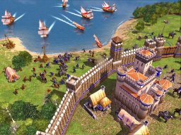 Empire Earth II (PC)   © VU Games 2005    3/3