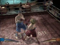 Fight Night: Round 2 (PS2)  © EA 2005   2/3