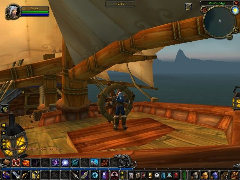 World Of Warcraft (PC)   © VU Games 2004    4/13