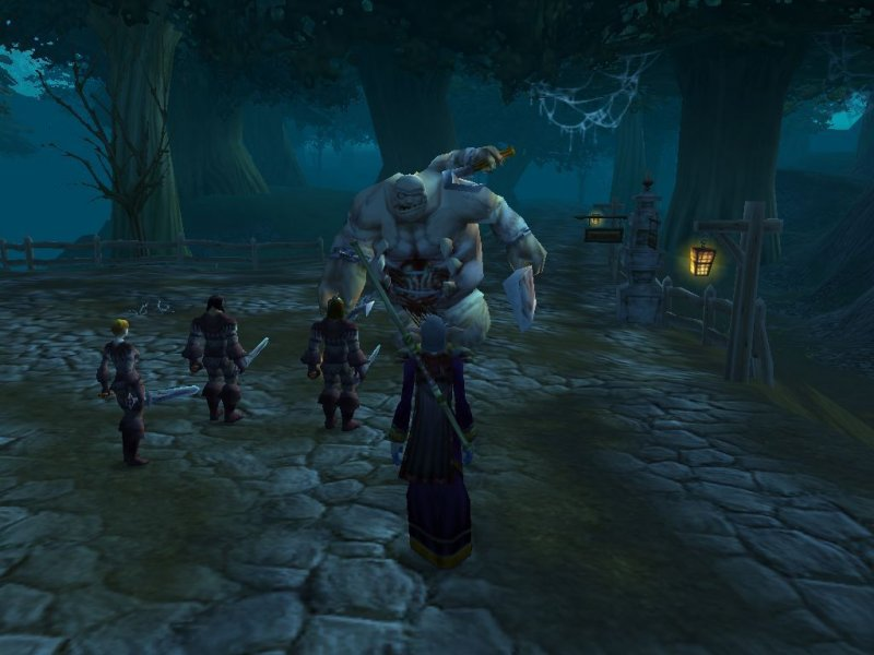 World Of Warcraft (PC)   © VU Games 2004    7/13