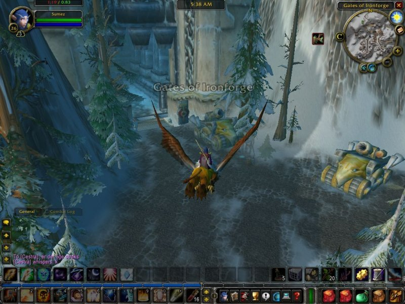 World Of Warcraft (PC)   © VU Games 2004    8/13