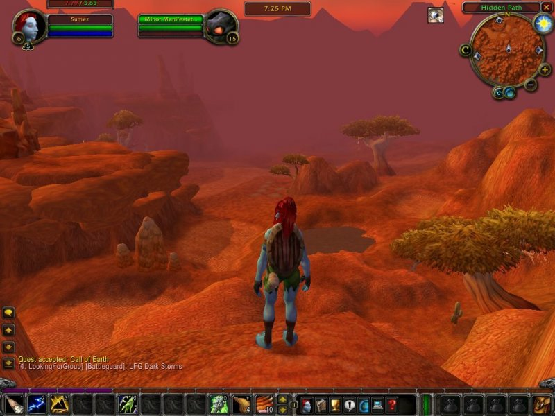 World Of Warcraft (PC)   © VU Games 2004    9/13