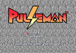 Pulseman (SMD)  © Sega 1994   1/3