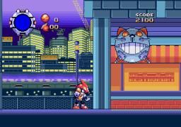 Pulseman (SMD)  © Sega 1994   3/3