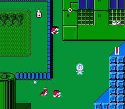 Doraemon (NES)  © Hudson 1986   2/3