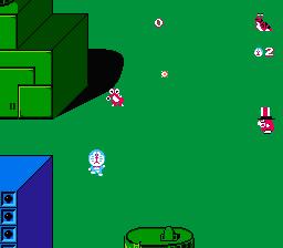 Doraemon (NES)  © Hudson 1986   3/3