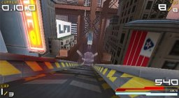 Wipeout Pure (PSP)   © Sony 2005    1/3