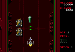 Master Of Weapon (SMD)  © Taito 1991   3/3