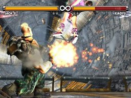 Tekken 5 (PS2)  © Namco 2005   2/6