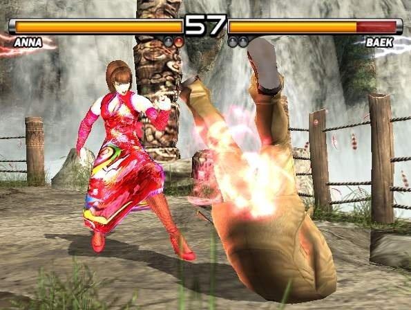 Tekken 5 (PS2)  © Namco 2005   4/6