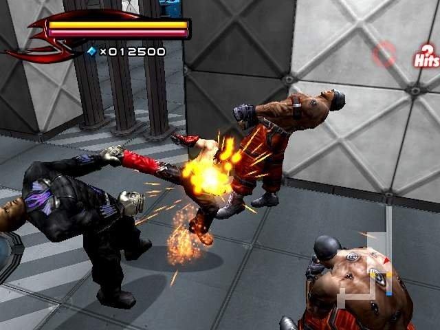 Tekken 5 (PS2)  © Namco 2005   6/6