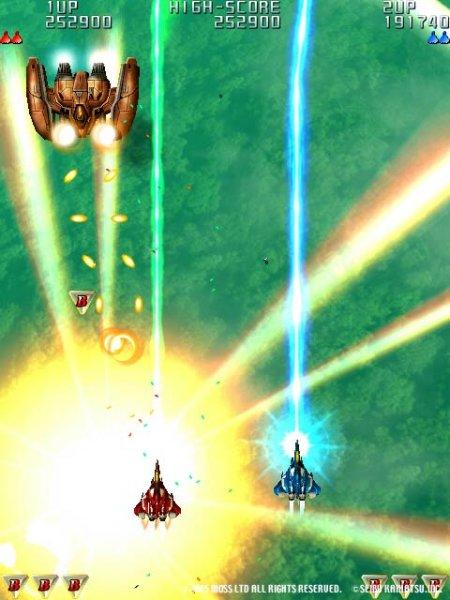 Raiden III (ARC)  © Seibu Kaihatsu 2005   6/9