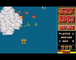 1943: The Battle Of Midway (AMI)   © GO! 1989    2/3