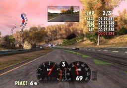 Forza Motorsport (XBX)  © Microsoft 2005   2/3