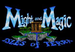 Might And Magic III: Isles Of Terra (MCD)  © CRI 1993   1/3
