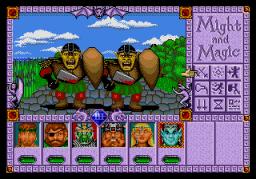 Might And Magic III: Isles Of Terra (MCD)  © CRI 1993   2/3
