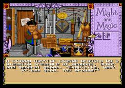 Might And Magic III: Isles Of Terra (MCD)  © CRI 1993   3/3
