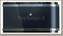 PlayStation 3 Mock-up  ©    ()  Hvad kunne være siden af PS3. Læg mærke til at den originale font er bibeholdt.|What could be the side of the PS3. Notice that the oroginal font is kept. 1/7