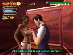 7 Sins (PS2)  © Atari 2005   3/3
