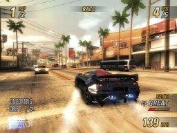 Burnout: Revenge (XBX)  © EA 2005   2/3