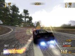 Burnout: Revenge (XBX)  © EA 2005   3/3