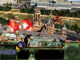 Act Of War: Direct Action (PC)  © Atari 2005   2/3