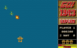 1943: The Battle Of Midway (AST)  © GO! 1988   2/3