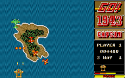 1943: The Battle Of Midway (AST)  © GO! 1988   3/3
