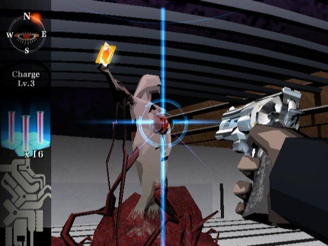 Killer 7 (GCN)  © Capcom 2005   4/9