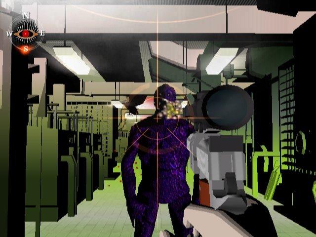 Killer 7 (GCN)  © Capcom 2005   5/9