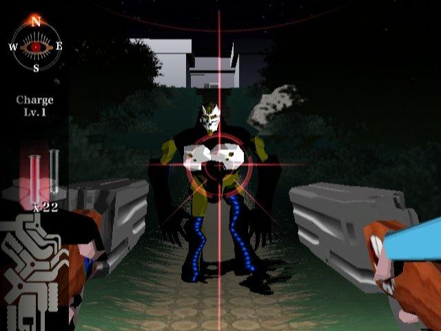 Killer 7 (GCN)  © Capcom 2005   7/9