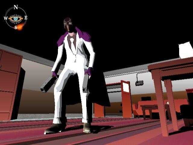 Killer 7 (GCN)  © Capcom 2005   8/9