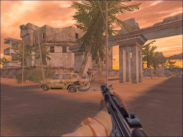 Delta Force: Black Hawk Down (XBX)   © NovaLogic 2005    4/6