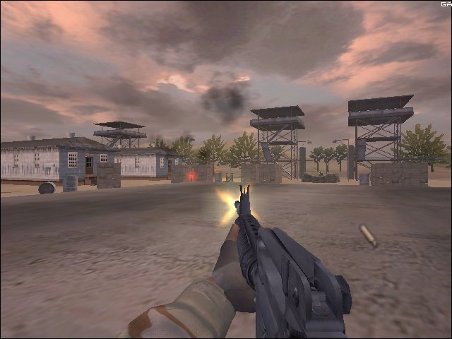 Delta Force: Black Hawk Down (XBX)   © NovaLogic 2005    6/6