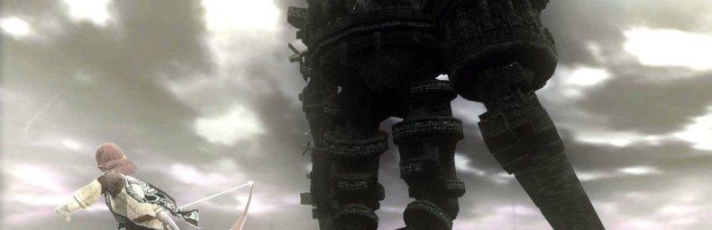 <h2 class='titel'>Shadow of the Colossus</h2><div><span class='citat'>&bdquo;Var dælme ikke tilfreds med den HD remake der blev udgivet til PS3. Der var texture popping, kameraproblemer og kontrollen virkede rigid (typisk 90'er ting). Og samtidig var spillet et visonært koncept med SÅ meget pote...&ldquo;</span><span class='forfatter'>- millennium</span></div>
