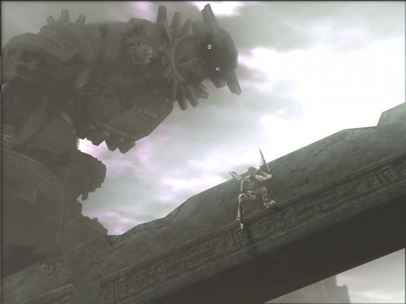 Shadow Of The Colossus (PS2)   © Sony 2005    4/6