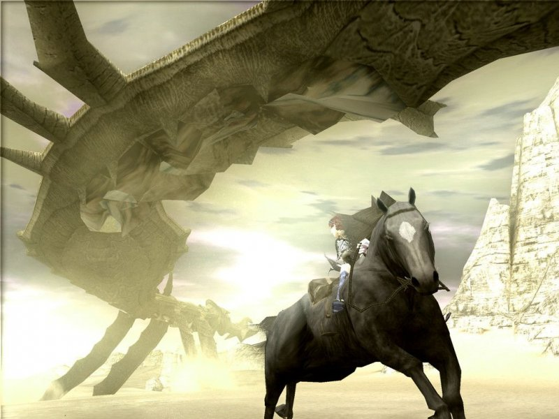 Shadow Of The Colossus (PS2)   © Sony 2005    6/6