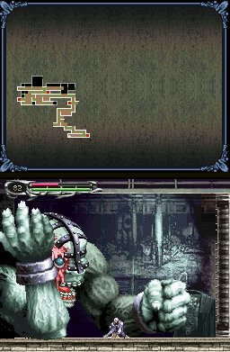 Castlevania: Dawn Of Sorrow (NDS)   © Konami 2005    2/6