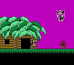 Adventure Island IV (NES)  © Hudson 1994   2/3