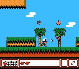 Adventure Island IV (NES)  © Hudson 1994   3/3