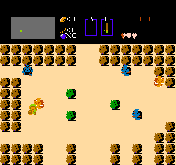 The Legend Of Zelda (FDS)   © Nintendo 1986    3/3