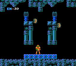 Metroid (FDS)  © Nintendo 1986   2/3