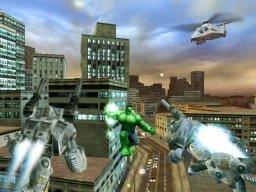 The Incredible Hulk: Ultimate Destruction (XBX)  © VU Games 2005   3/4
