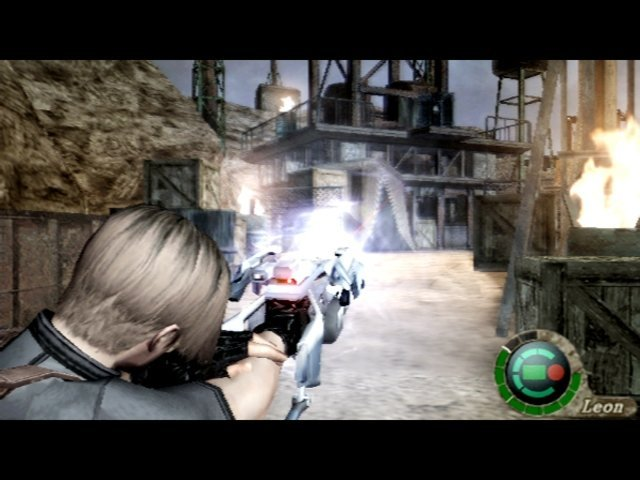 Resident Evil 4 (PS2)   © Capcom 2005    4/6