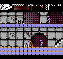 Castlevania (FDS)  © Konami 1986   3/3