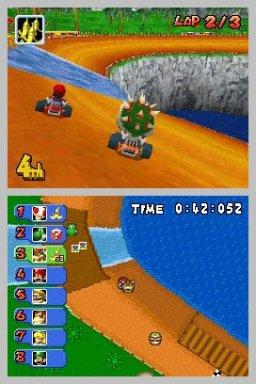 Mario Kart DS (NDS)  © Nintendo 2005   2/4