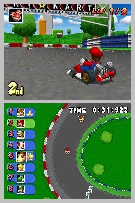 Mario Kart DS (NDS)  © Nintendo 2005   4/4